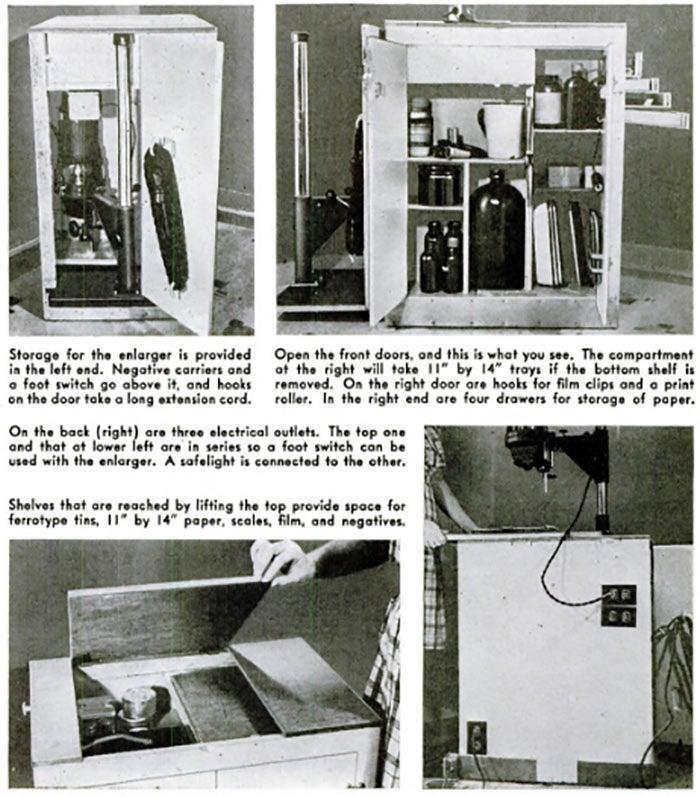 darkroom photo tips from popular science magazine