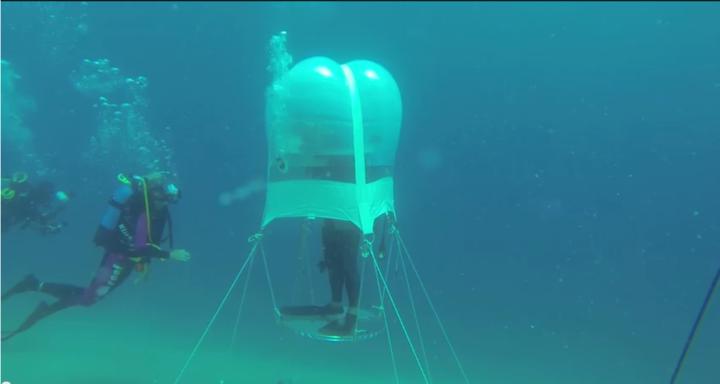 """""""Underwater"""