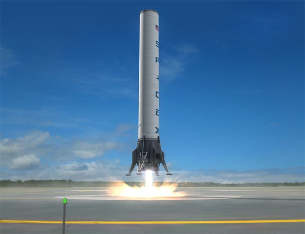 SpaceX Scrubs Rocket Launch For Today, Will Retry Tomorrow