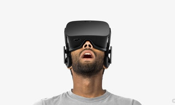 VR has a hard time showing you things up close, but Oculus might have a fix