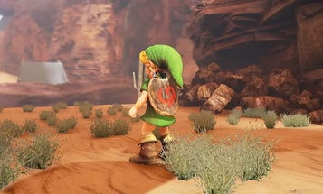 'Legend of Zelda: Ocarina Of Time' In Unreal Engine 4 Continues To Look Beautiful