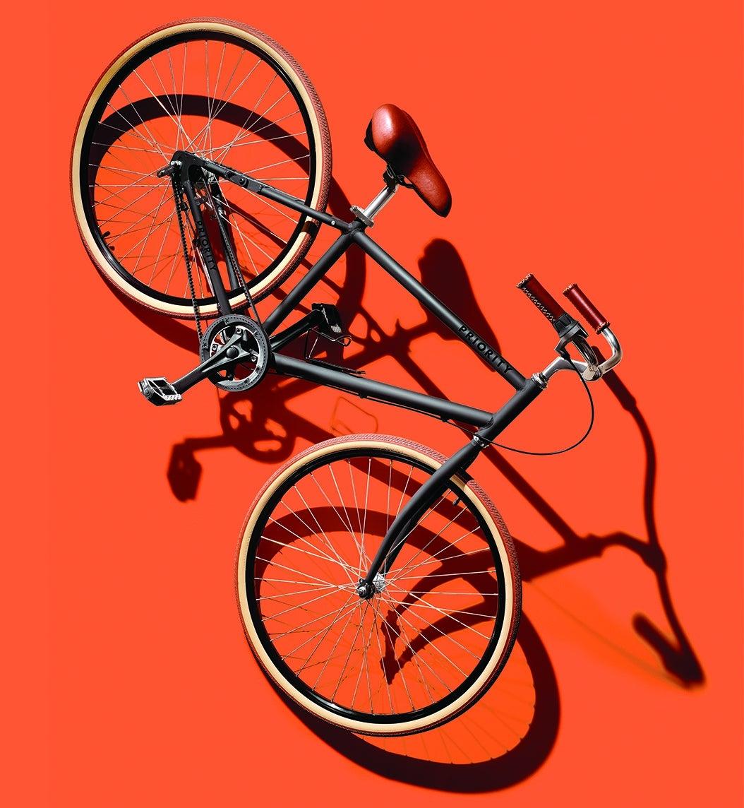 The Bike That Never Needs Repairs