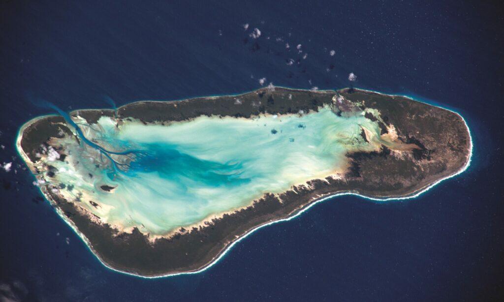 Peake's holiday island