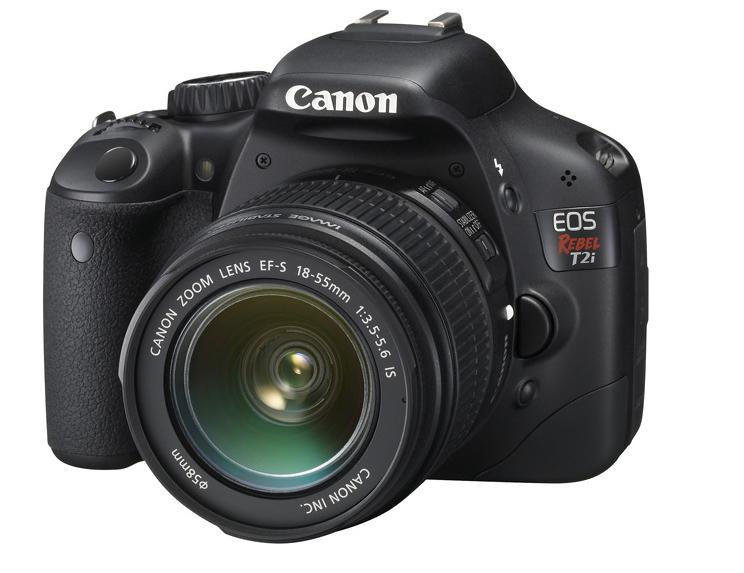 Canon T2i: Cinema-Grade Full HD Video in an Entry-Level DSLR