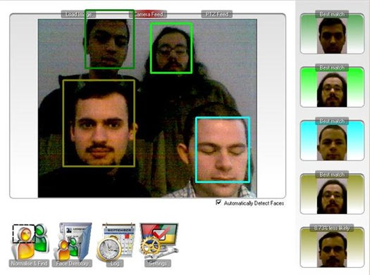FBI Facial Recognition Software To Automatically Check Driver's License Applicants Against Criminal Database