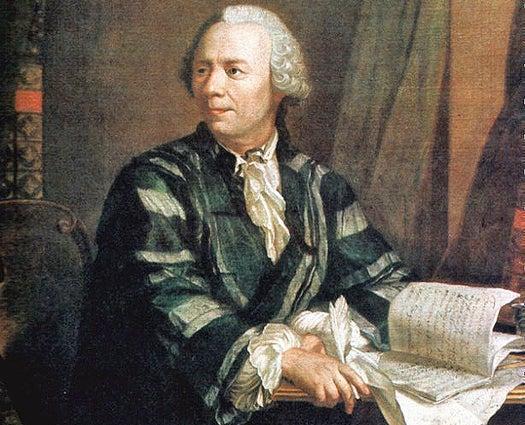 Happy Birthday To Brilliant Mathematician  Leonhard Euler