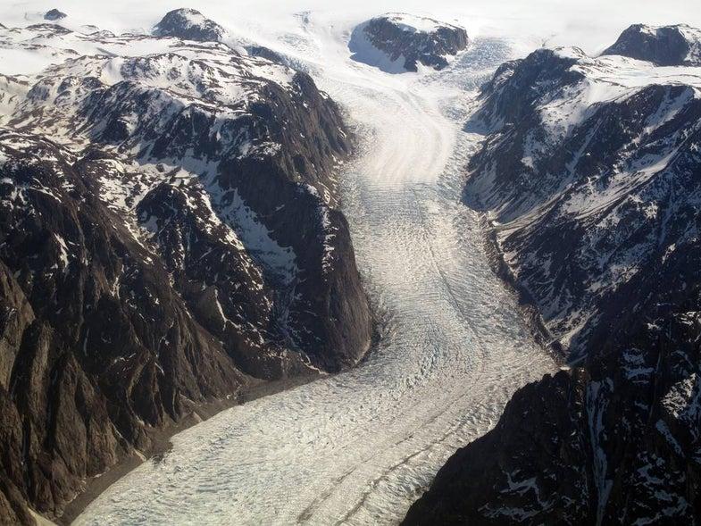 Sondrestrom Glacier