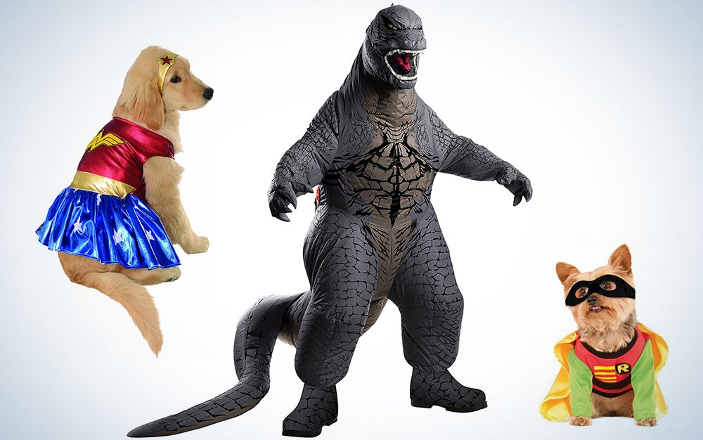 Halloween costumes on sale