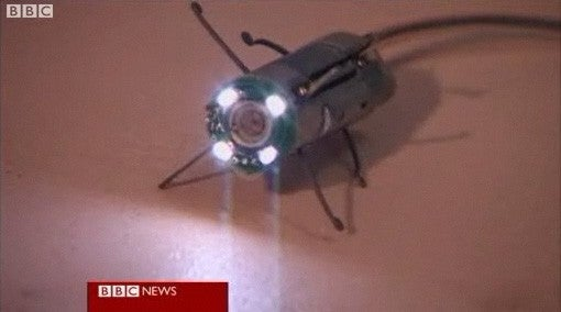 """""""Spider Pill"""" Camera Bots Could Crawl Your Colon"""