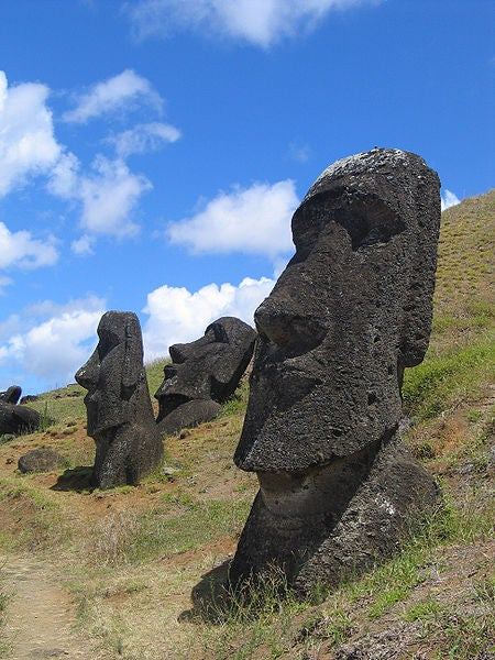 Fountain Of Youth Found On Easter Island?