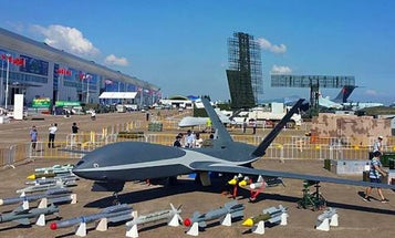 China is building drone planes for its aircraft carriers