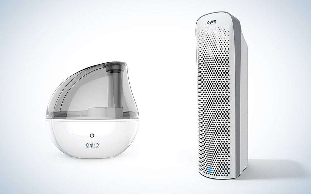 Pure Enrichment air purifiers and humidifiers
