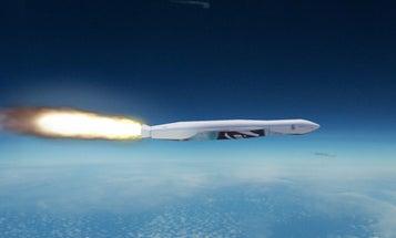 Watch Virgin Galactic Successfully Blast Its Rocket Engine