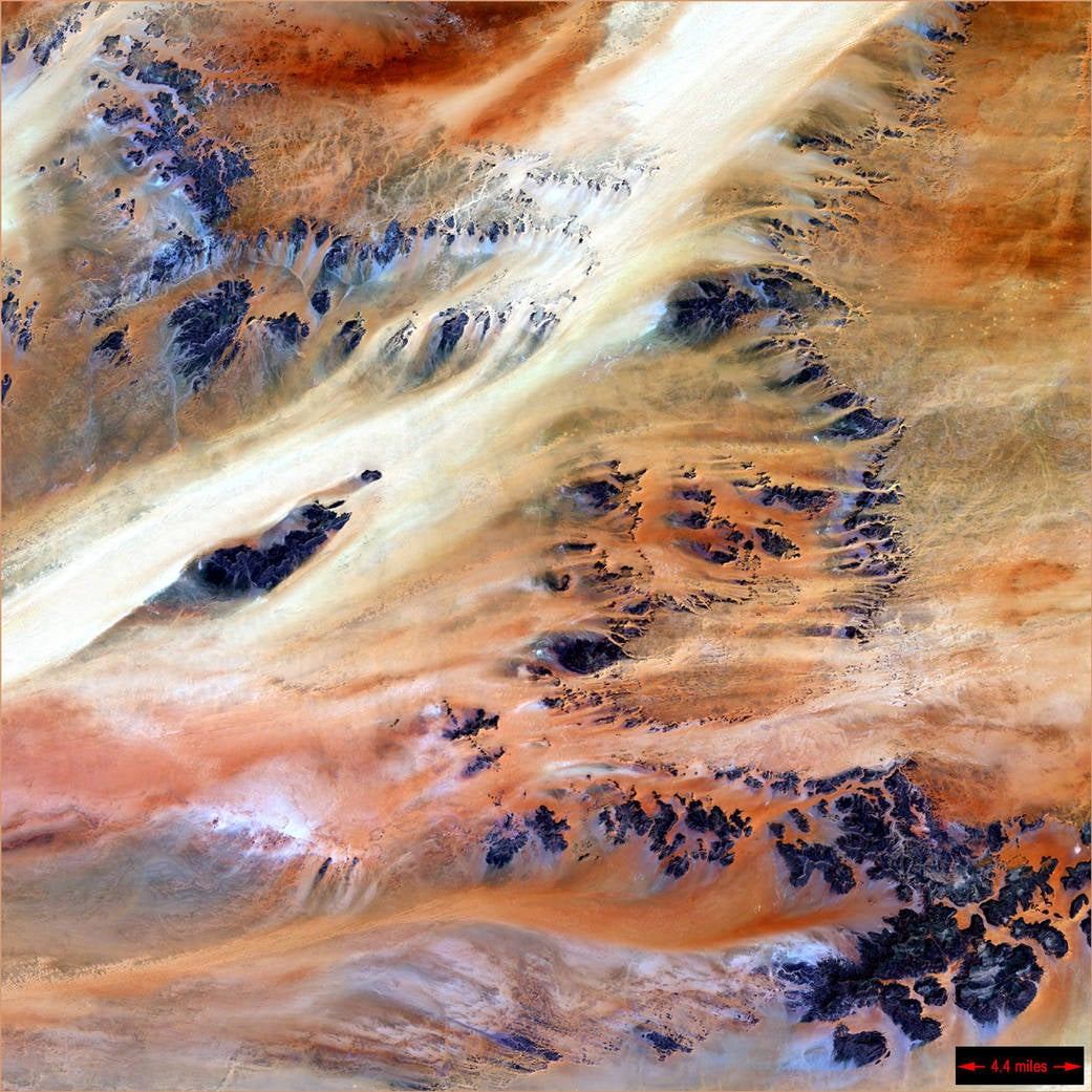 Adding clean energy to the Sahara could make it rain (and not just figuratively)