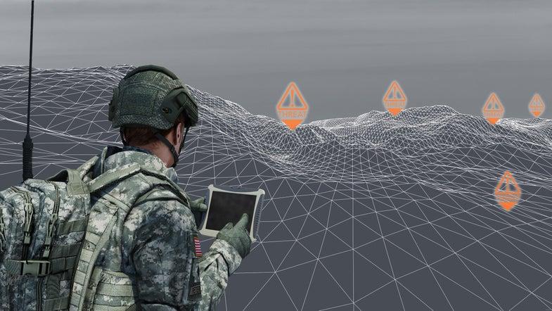 Visualizing Electronic Warfare