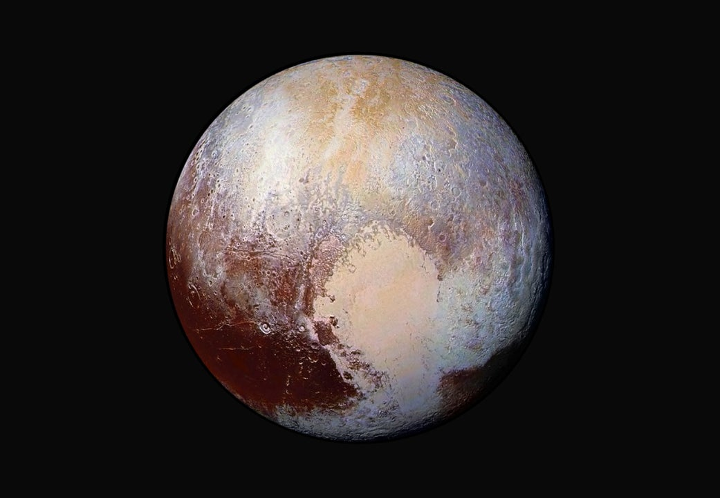 Watch Here As NASA Releases New Pluto Images At 2 pm Eastern