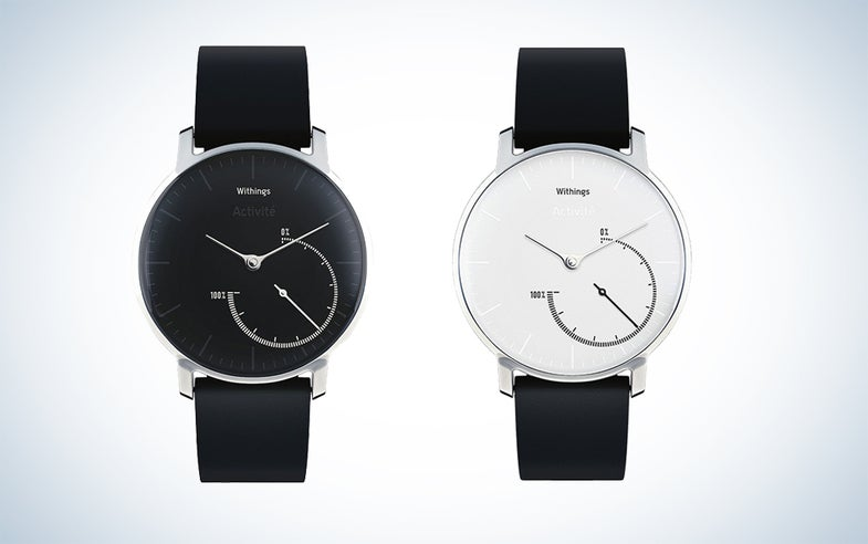 Withings Activité Steel watch