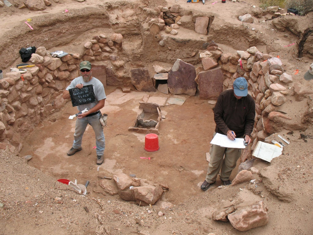 Archaeologists Use a Hacked Kinect To Create 3-D Scans of Dig Sites