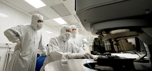 California Engineers Create World's Smallest Room-Temperature Laser