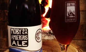 Australian Brewery Flavors Beer With Rare Whale Secretion