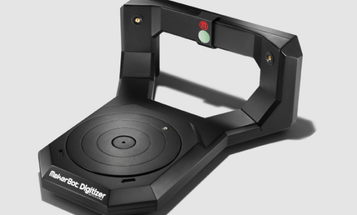 Makerbot's Digitizer 3-D Scanner Is Now Available For Pre-Order