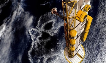 Now on Kickstarter: The First Steps Toward a Lunar Space Elevator