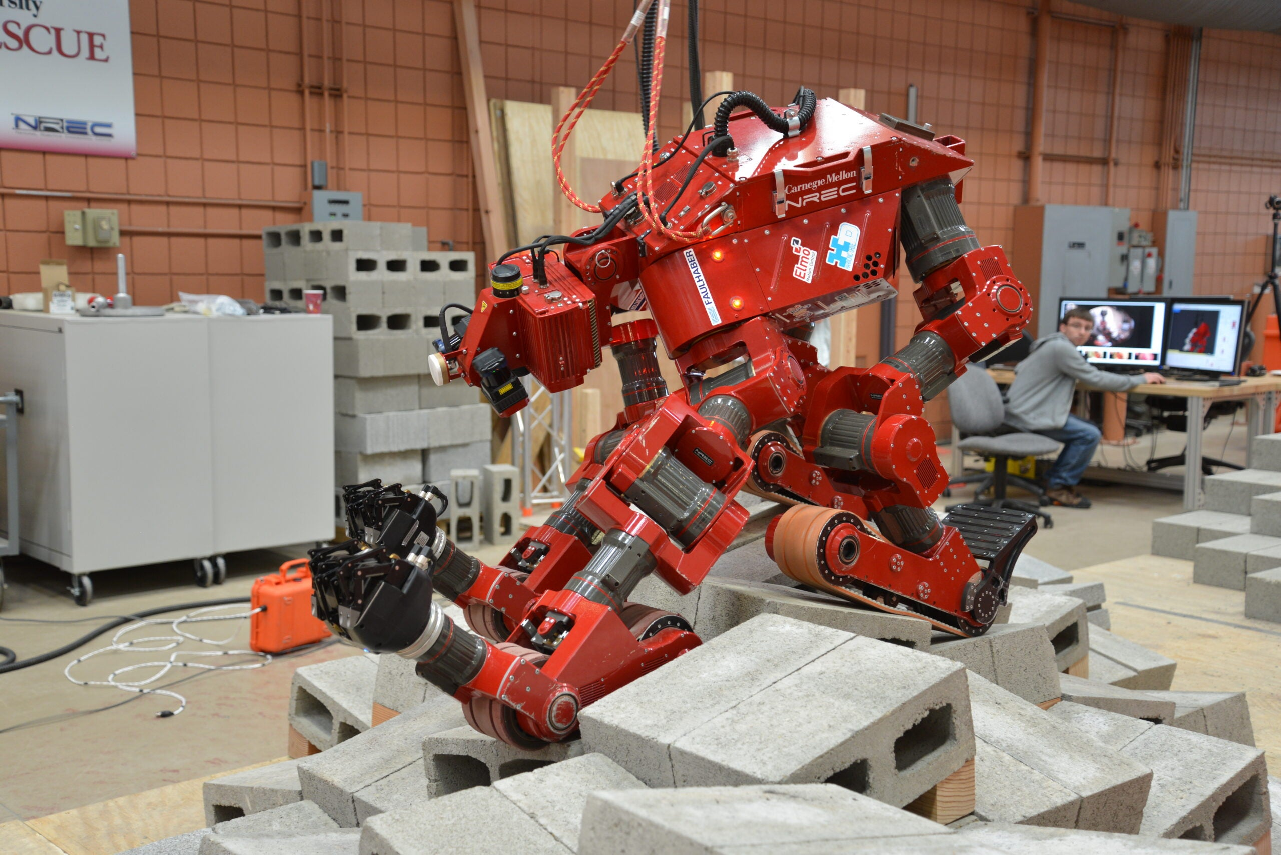 Death By Slapstick: Will The DARPA Robotics Challenge's Final, Grueling Stage Kill The Humanoid Bot?