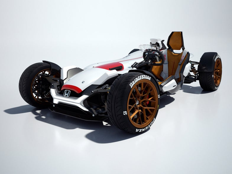 The Honda Project 2&4 Is A Motorcycle Like No Other
