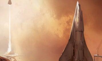 To A Future Martian Colony