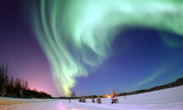 NASA is About To Blast Some Rockets Through Alaska's Northern Lights