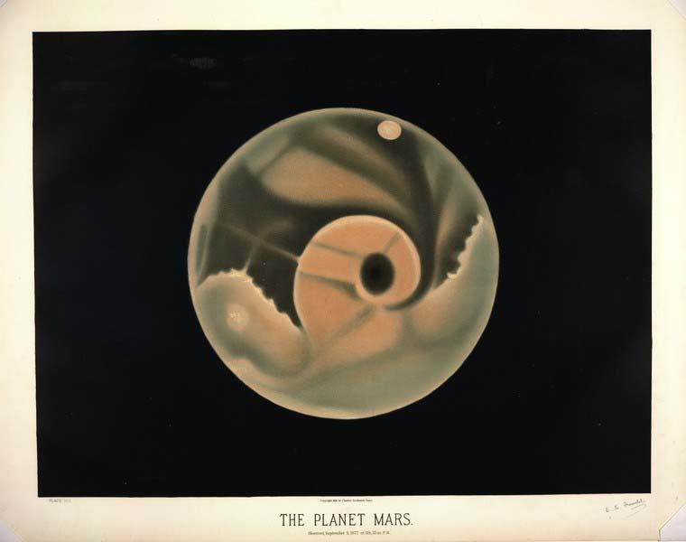 """""""Mars,"""