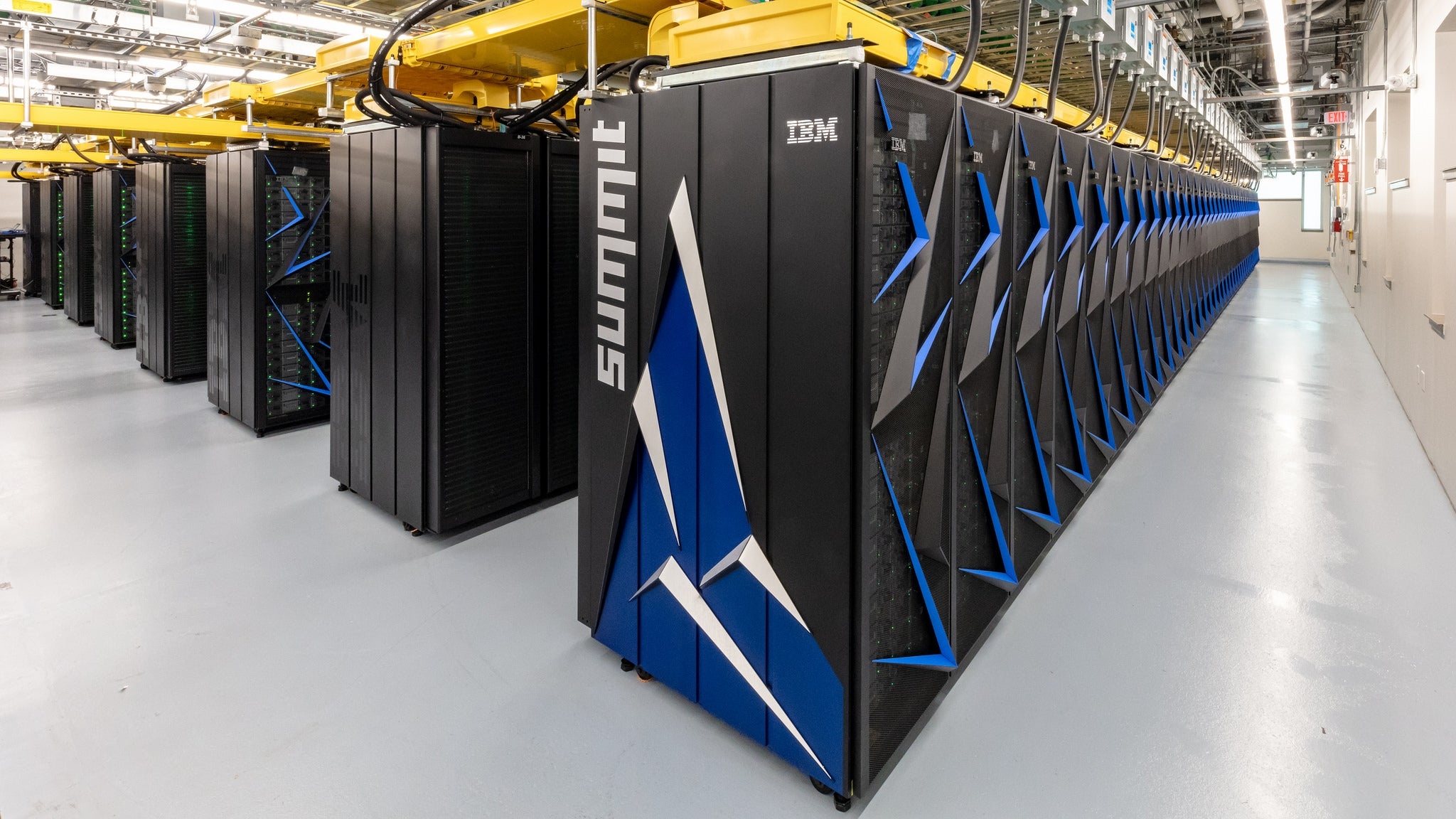 Meet the new fastest supercomputer in the world