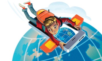 Ask a Geek: What's the Cheapest Way to Stay Connected Abroad?