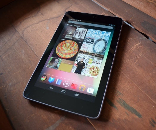 Google Nexus 7 Tablet Review: Best of a Weird Breed