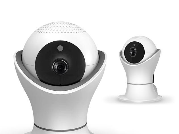 Keep watch over your home with the iPM encrypted security camera