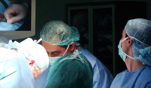 men in scrubs