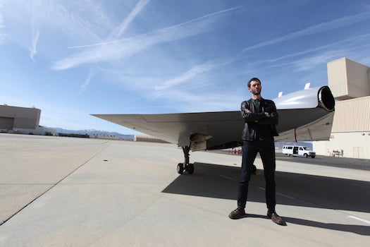 How I Survived A Trip Inside A Military Aviation-Testing Plant To Film 'Top Secret'