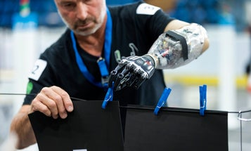'Bionic Olympics' Bring Cyborg Technology To Competition