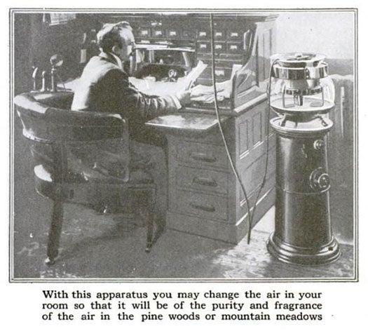 Refrigerating Plant: January 1920