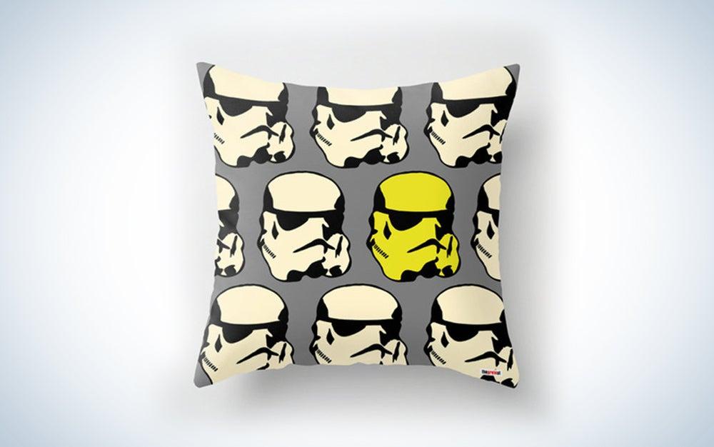 Stormtrooper Pillow Star Wars