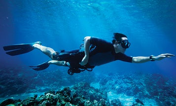A Jetpack For Divers