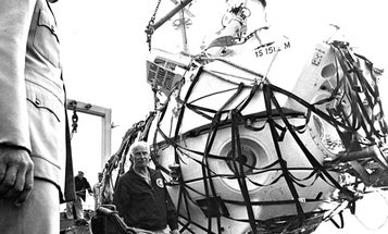 The 49-Year History Of One Of Science's Most Storied Subs