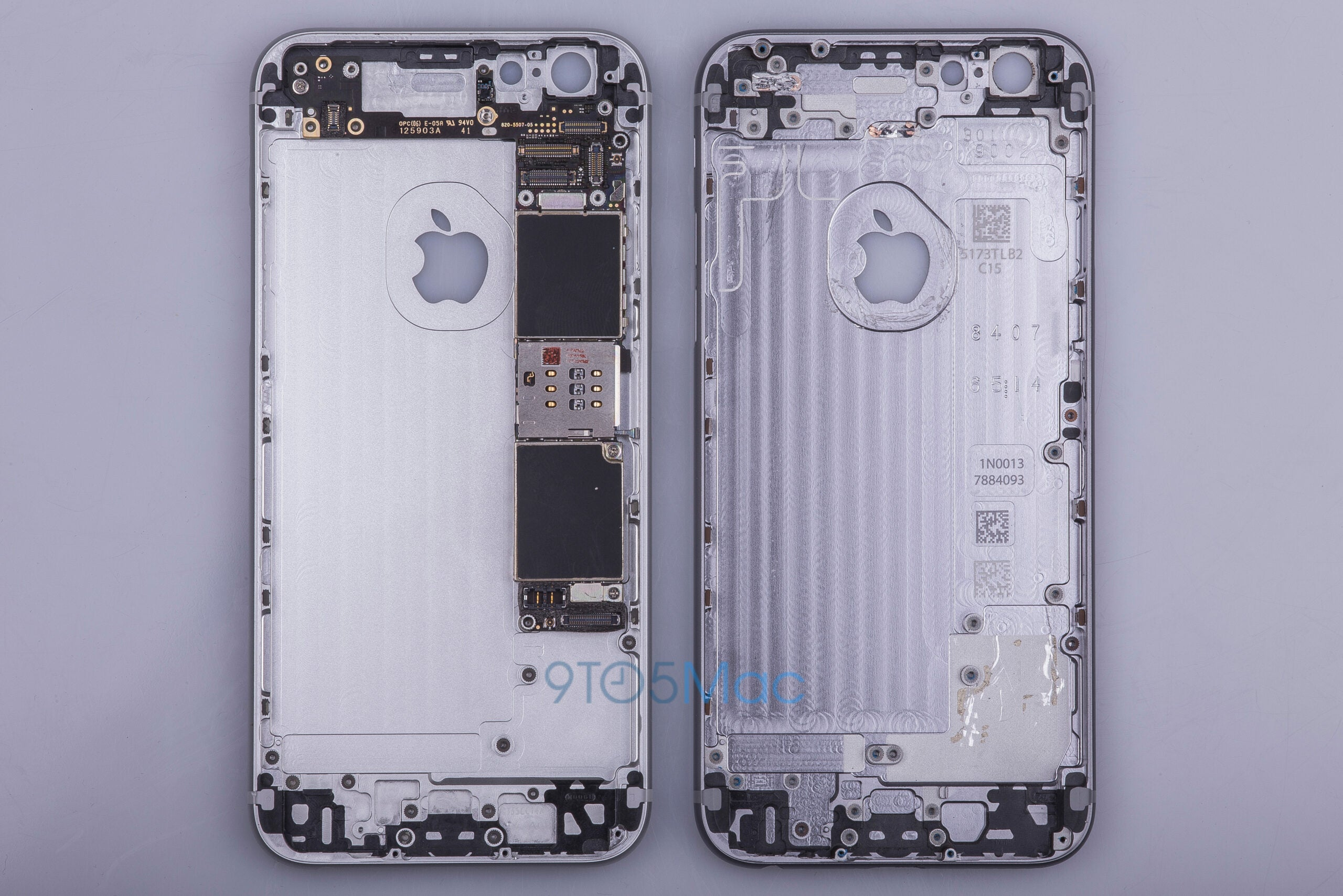 iPhone 6S Leaks Show Familiar Design With Big Changes Underneath