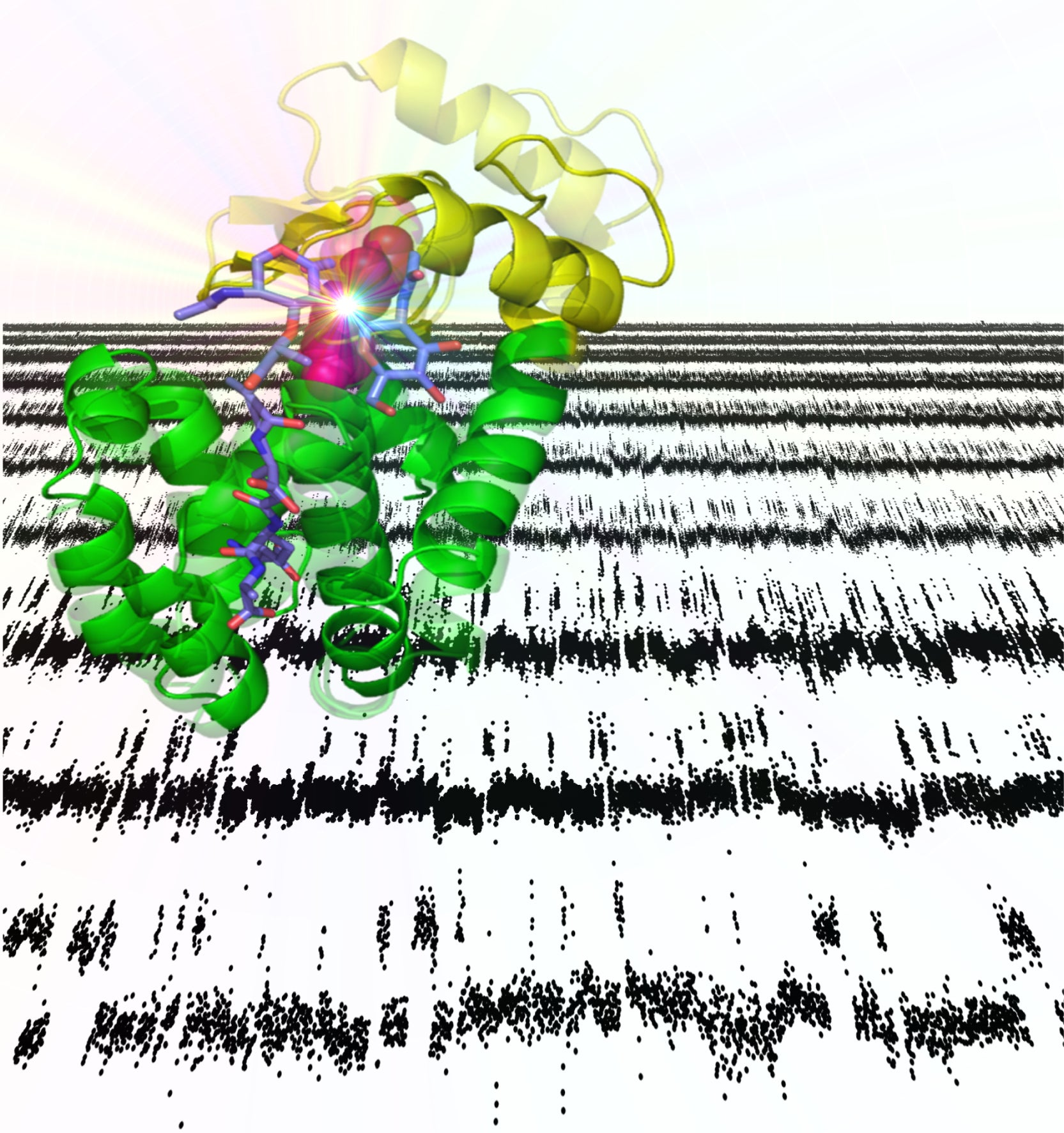 A Tiny Transistor Hooks Up To Individual Proteins In Human Tears