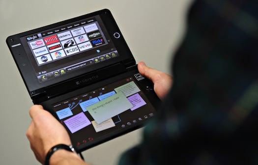 Testing the Best: The Toshiba Libretto, an Endearing Weirdo