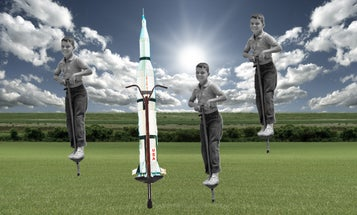 How Little Vibrations Break Big Rockets