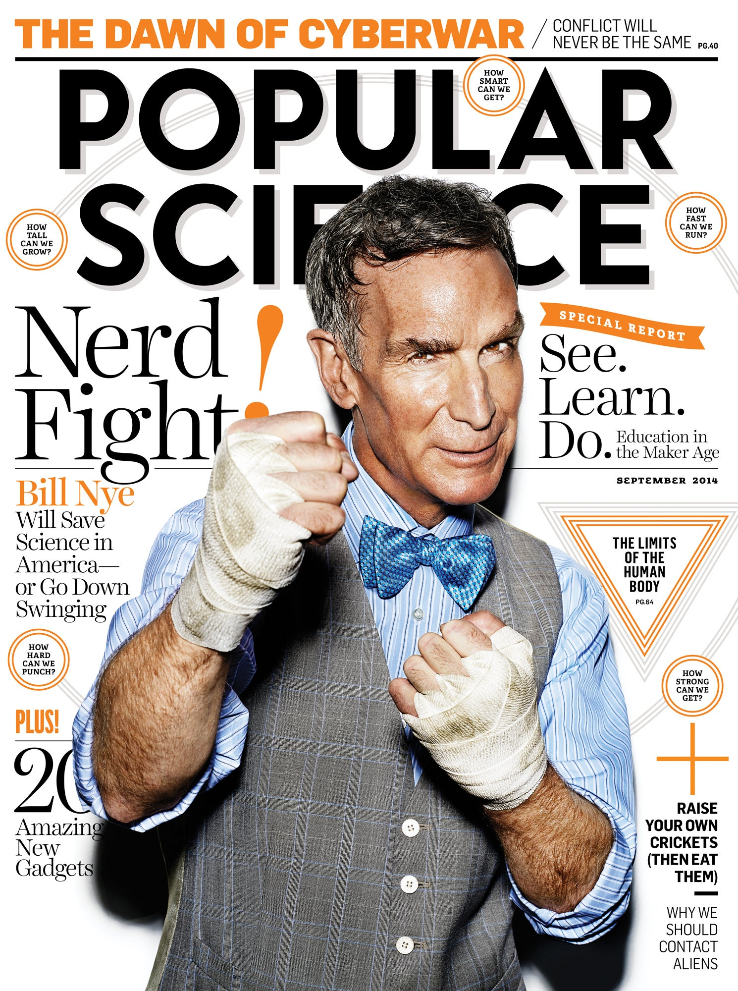 Now Live: The September 2014 Issue Of Popular Science Magazine