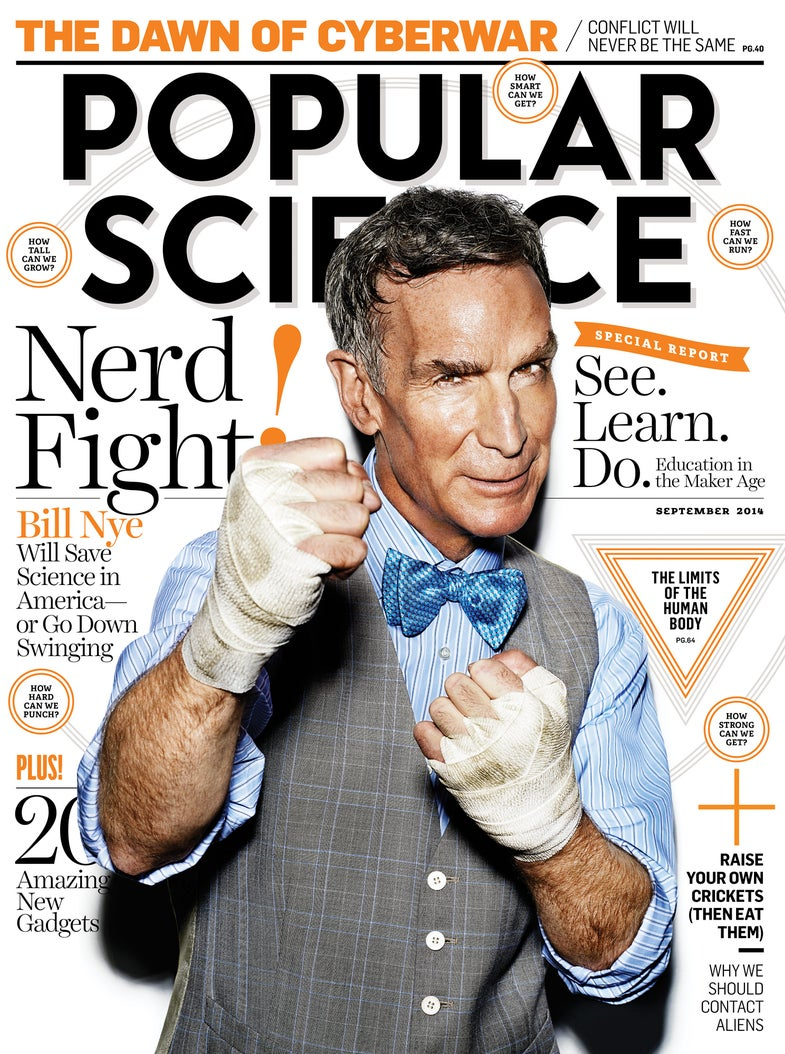 Popular Science Print Subscribers Now Get The iPad Edition Free