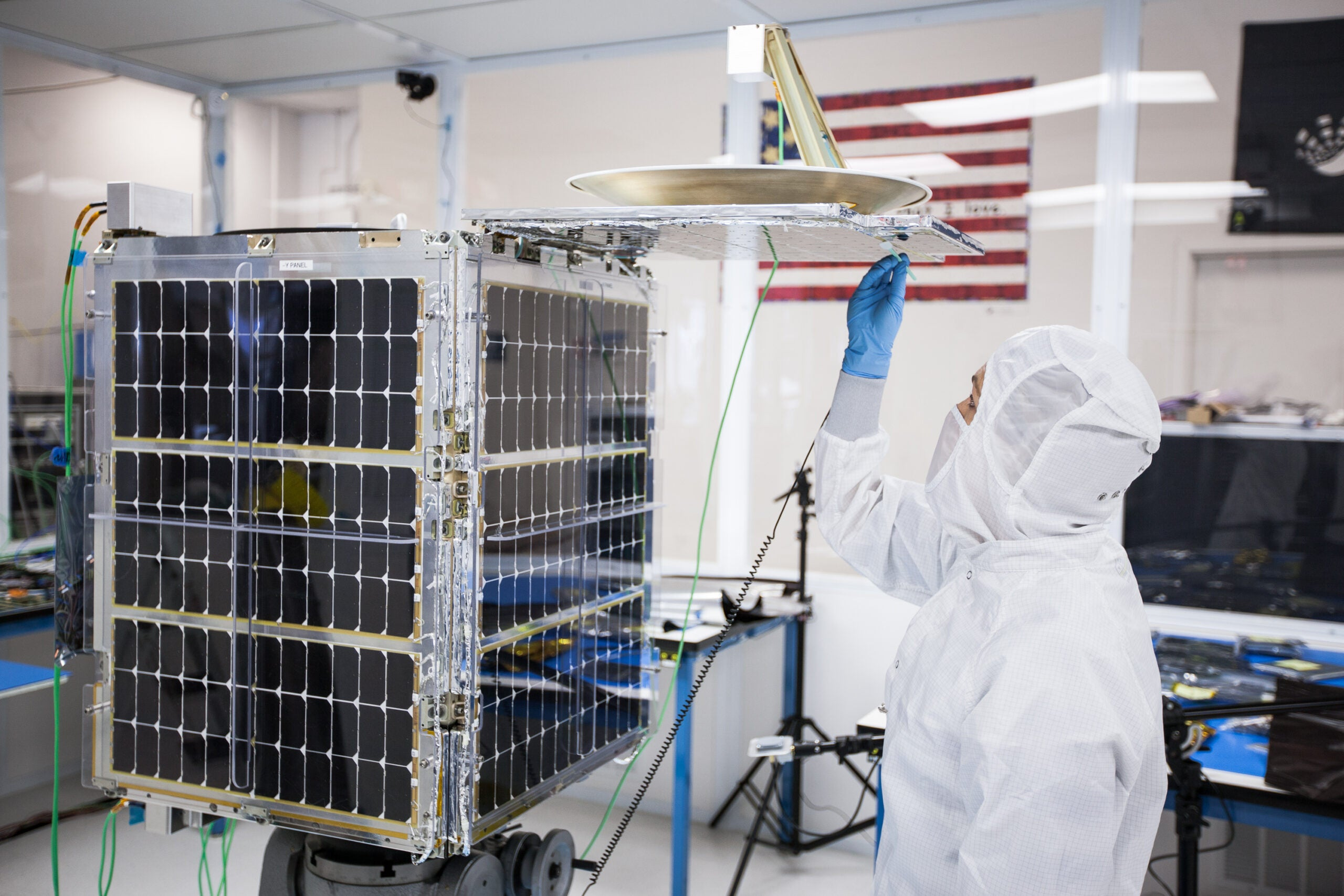 Google Buys A Maker Of Small Imaging Satellites