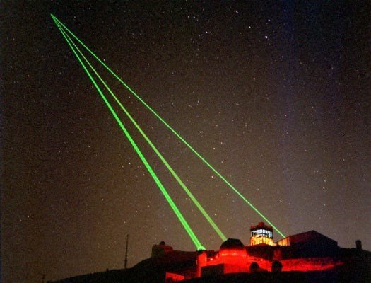 Interplanetary Laser Could Send Messages To Mars Or Jupiter